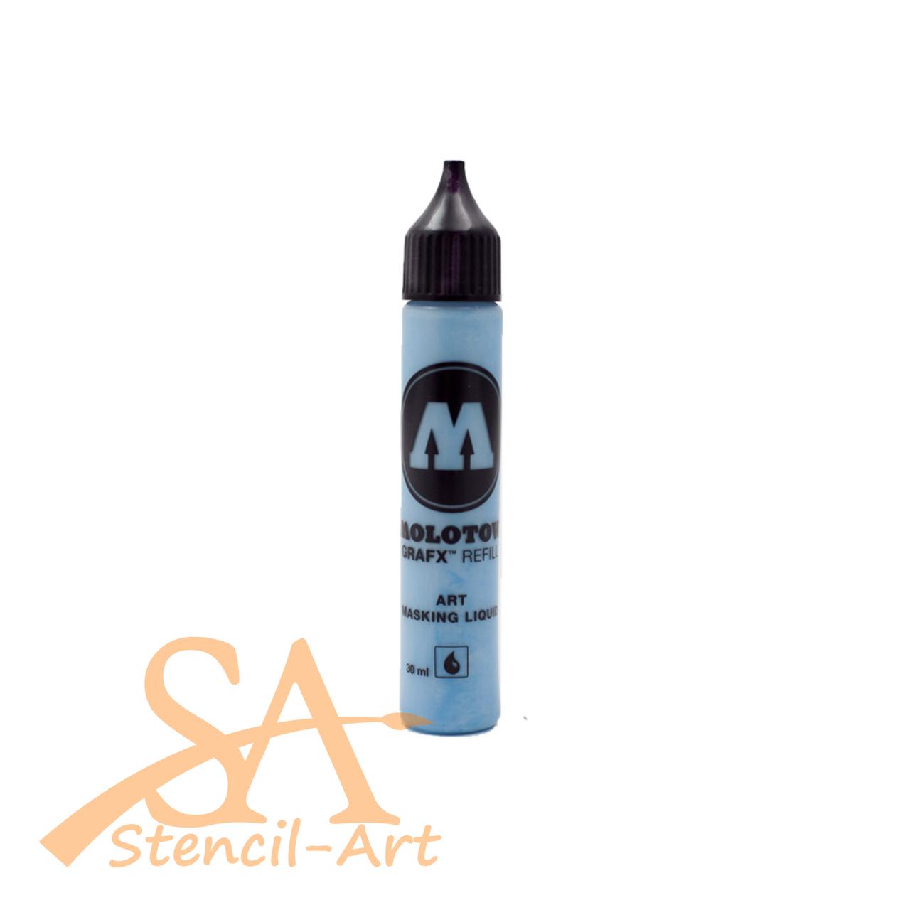 Molotow GRAFX Art Masking Liquid 30ml Refill
