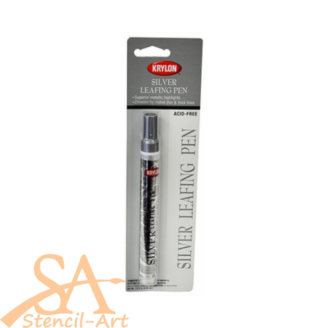 Krylon Leafing Pen - Silver