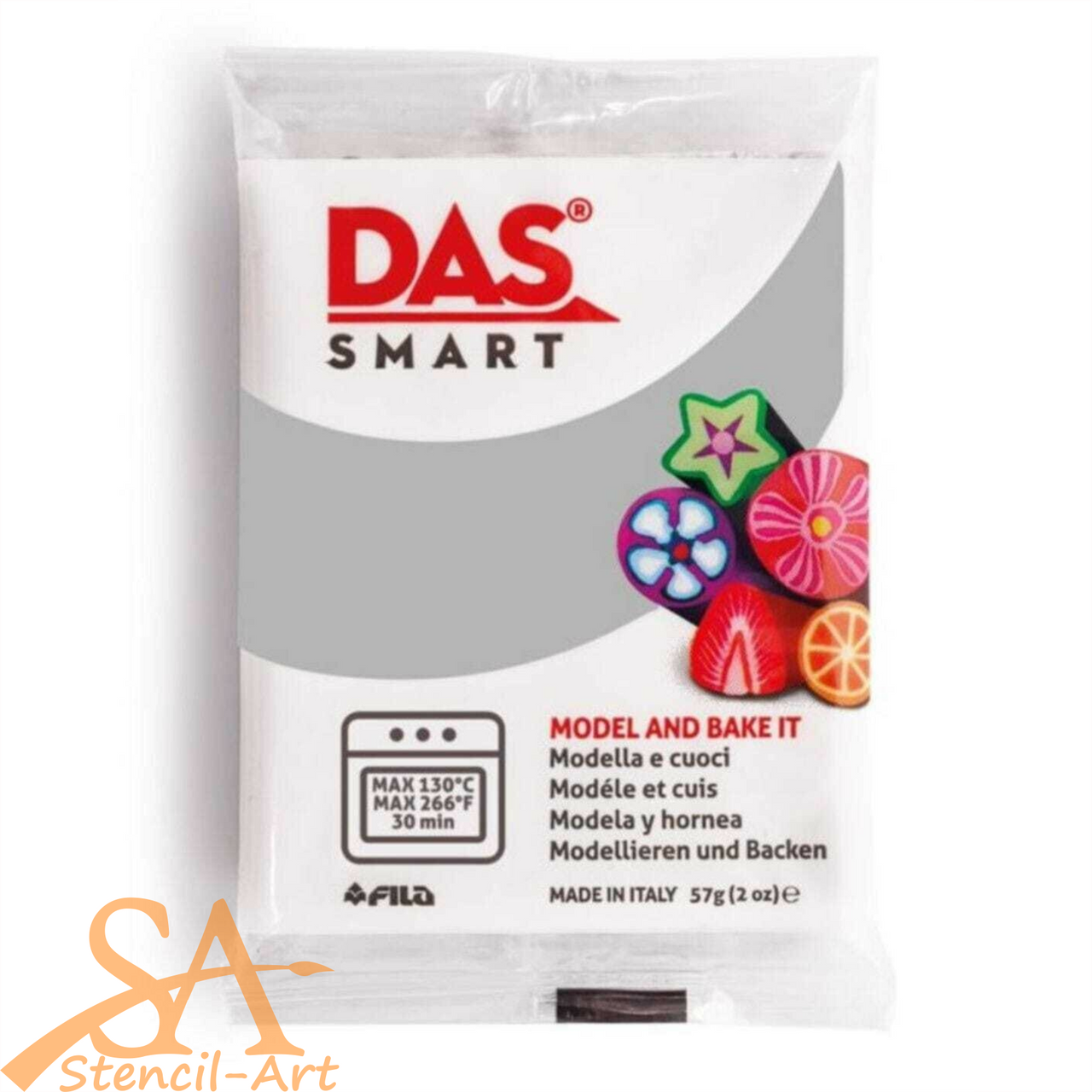 DAS Smart 57g – Cool Grey #321029