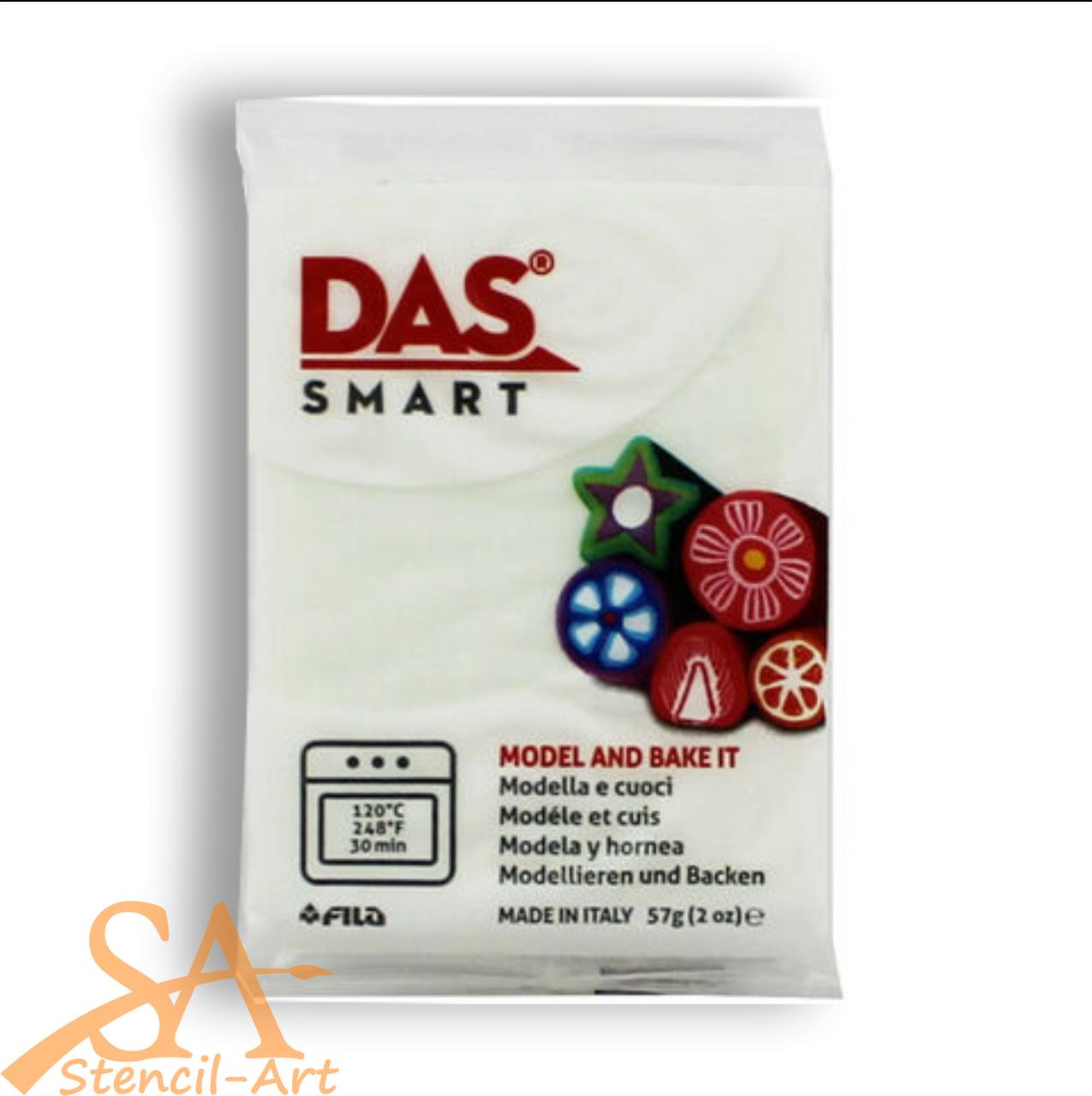 DAS Smart 57g – Opal White #321601