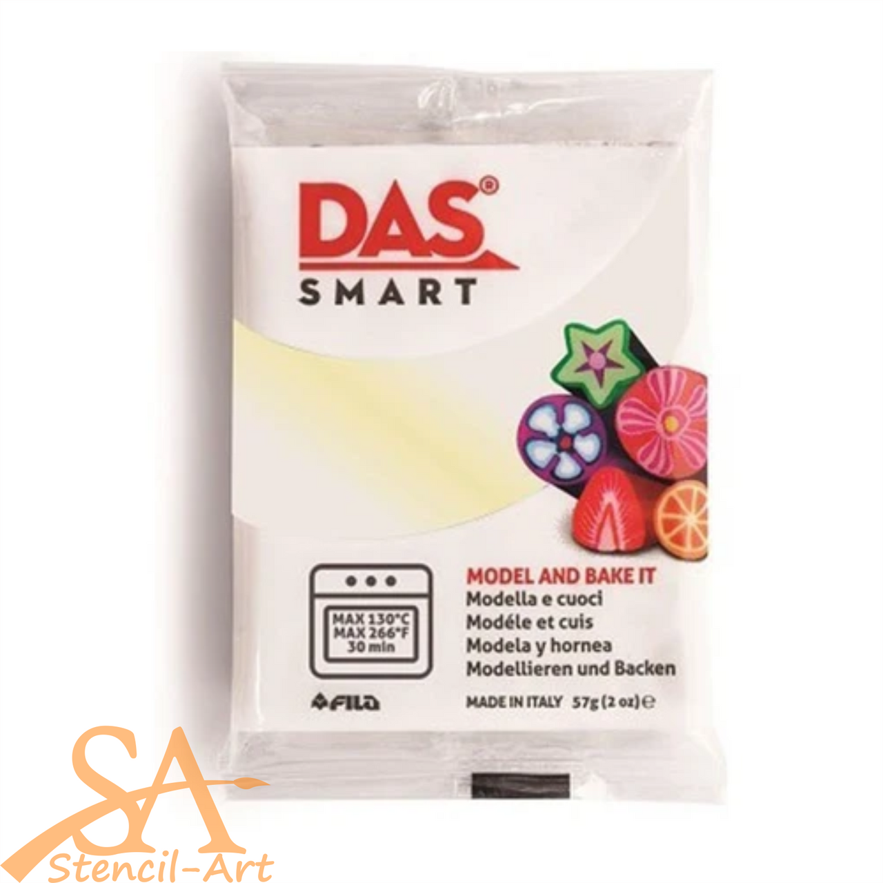 DAS Smart 57g – White Pearl #321602