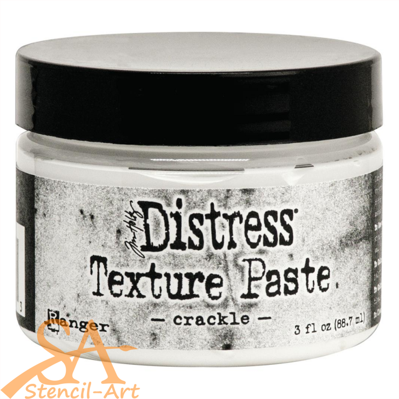 Tim Holtz Distress Texture Paste 88ml CRACKLE #TDA71303