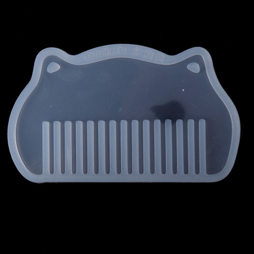Silicone Resin Mould – Comb 86x48mm