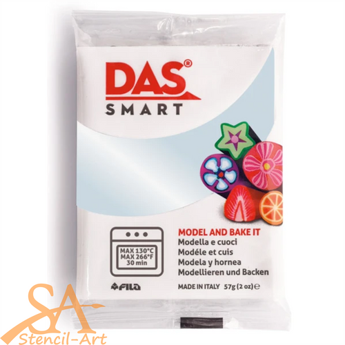 DAS Smart 57g – Silver Metal #321402