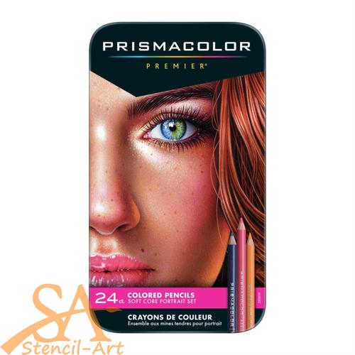 Prismacolor Premier Pencils Set of 24 PORTRAIT #25085R