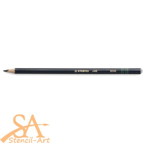 Stabilo All Colouring Pencil – Black #8046