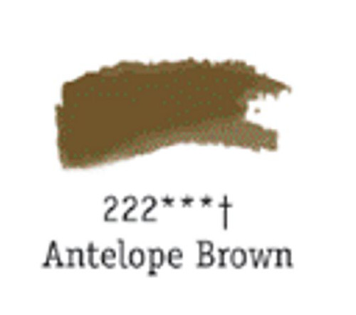 FW Acrylic Artists' Ink 29.5ml - Antelope Brown #222