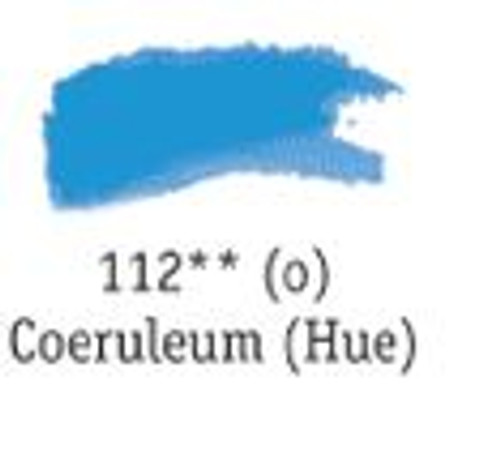 Aquafine Watercolour 8ml tube – Coeruleum #112