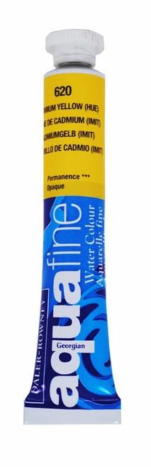 Aquafine Watercolour 8ml tube – Cadmium Yellow #620