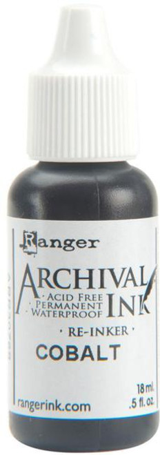Archival Re-Inker 18ml – Cobalt