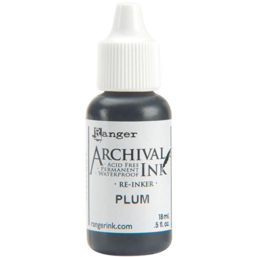 Archival Re-Inker 18ml – Plum
