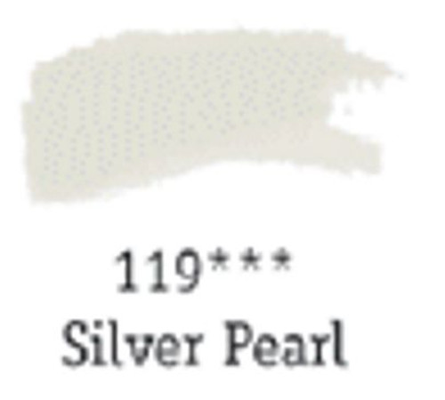 FW Pearlescent Ink 29.5ml - Silver Pearl #119