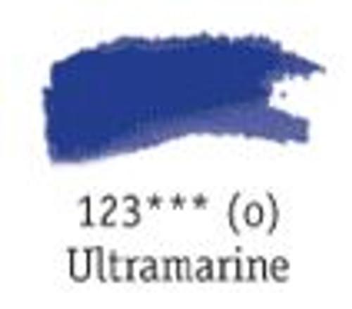 Aquafine Watercolour 8ml tube – Ultramarine #123