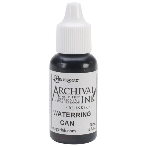 Archival Re-Inker 18ml – Watering Can