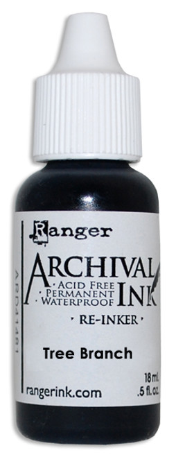 Archival Re-Inker 18ml – Tree Branch
