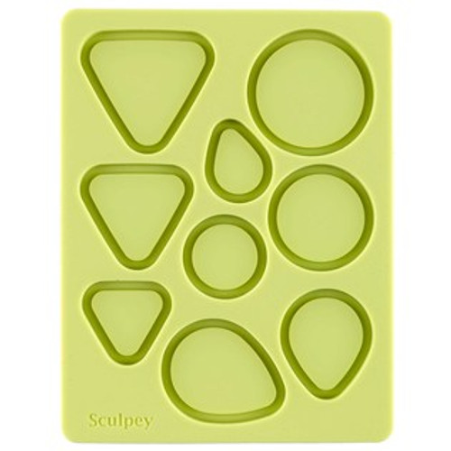 Sculpey Silicone Bakeable Mold – Bezel