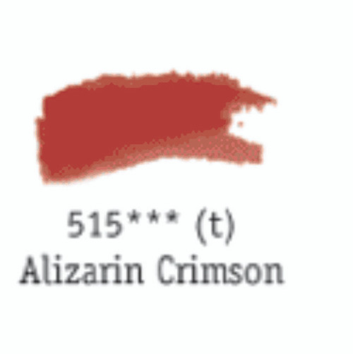 Aquafine Watercolour 8ml tube – Alizarin Crimson #515