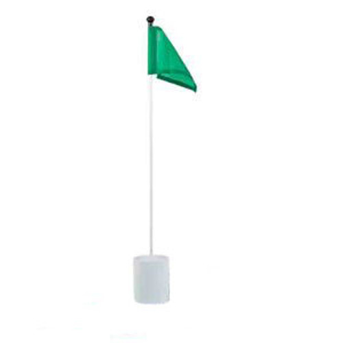 Flag, Pin, and Cup set for the Floating Golf Green, Flag color may vary