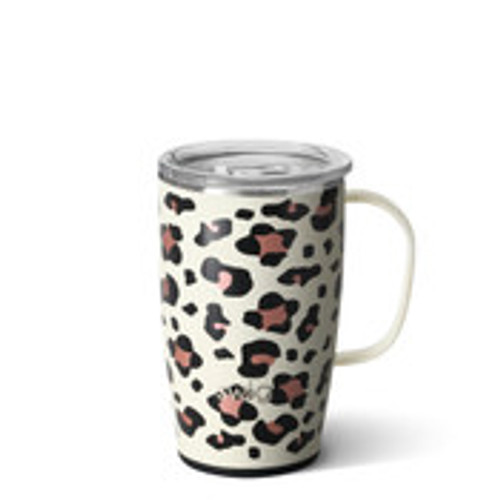The Leopard Mug from Swig makes an excellent gift for anyone who needs to stay hydrated on the go!