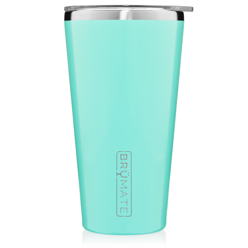 A multi-tool for your favorite beverages - it's a cocktail glass, pint glass, travel tumbler, or cocktail shaker (shaker attachment sold separately). Whatever you're into, it's the last drink container you'll ever need.