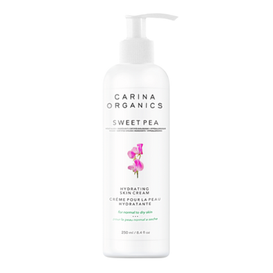 Carina Organics - Sweet Pea Hydrating Skin Cream
