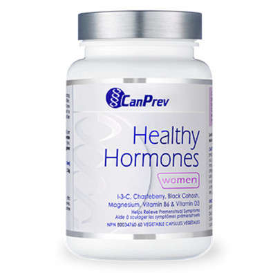 CanPrev Healthy Hormones 60 vegetable capsules
