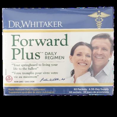 Dr. Whitaker Forward Plus Daily Regimen Multi-Nutrient Daily Supplements