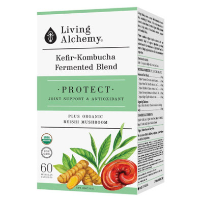Living Alchemy Protect Joint Support & Antioxidant 60 caps