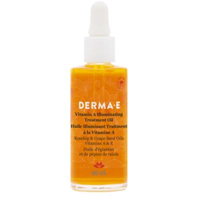 Derma E Vitamin A Illuminating Treatment Oil 60 ml