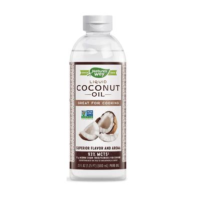 Nature's Way Premium Coconut Oil 600 ml