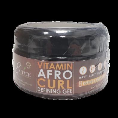 En'Tyce - Vitamin Afro Curl Defining Gel 237ml