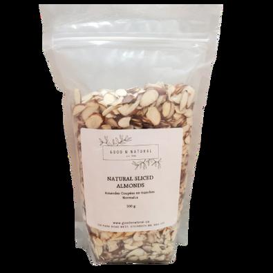 Good n Natural -  Natural Sliced Almonds