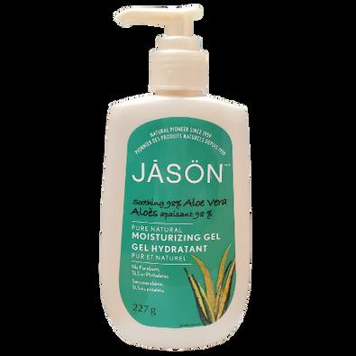 Jason - Soothing 98% Aloe Vera Pure Natural Moisturizing Gel