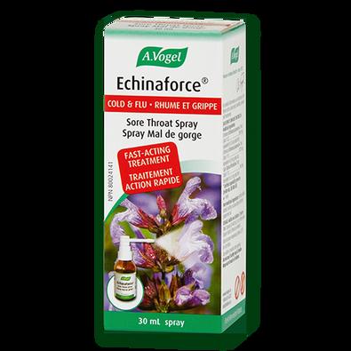 A. Vogel Echinaforce Sore Throat Spray, 30 ml