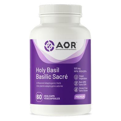 AOR Holy Basil 60 vcaps