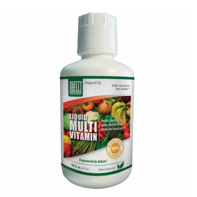 Bell Liquid Multi Vitamin, 473 ml