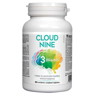 3 Brains Cloud Nine Mood Balance Canada