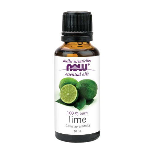 NOW - 100% Pure Lime Essential Oil