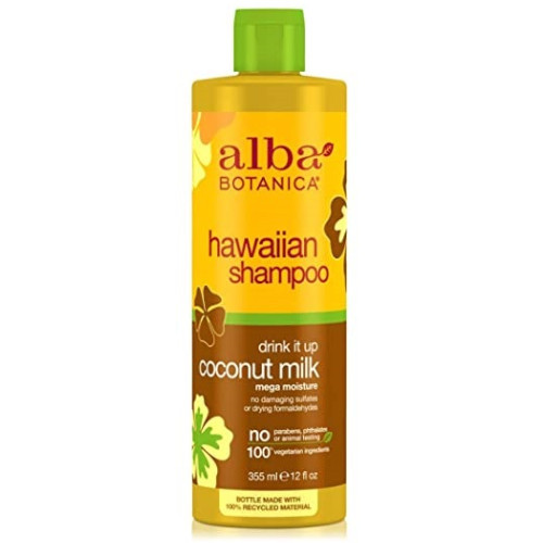 Alba Botanica Natural Hawaiian Conditioner Coconut Milk