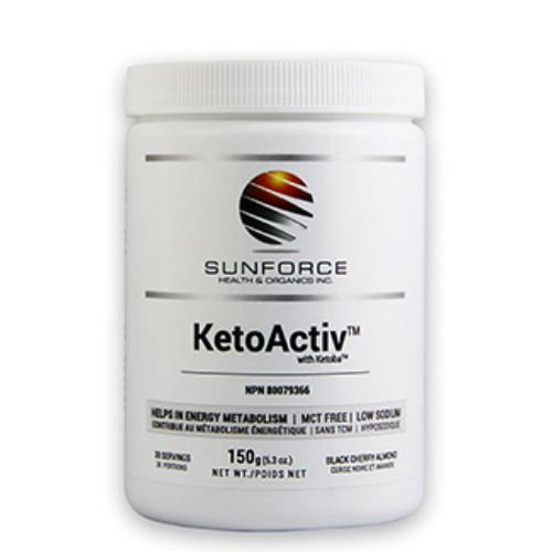 Sunforce KetoActiv with Ketoba 164 grams
