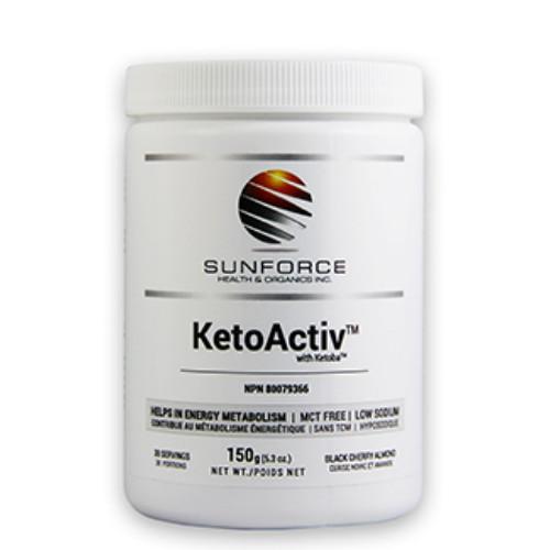 Sunforce KetoActiv with Ketoba 164 grams