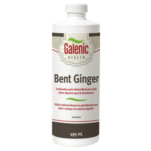 Galenic Health Bent Ginger 495 mL