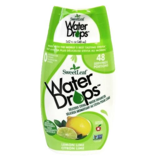 SweetLeaf Lemon Lime Water Drops flavouring water enhancer Canada