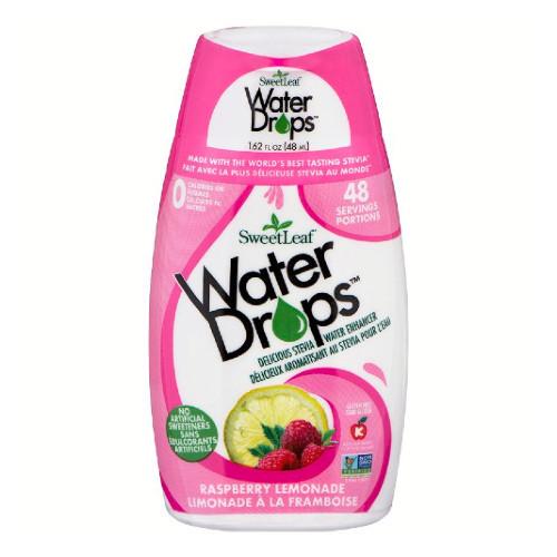 SweetLeaf Raspberry Lemonade Water Drops 48 mL