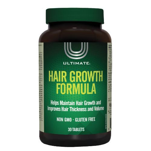 Ultimate Hair Growth Formula. NEW LOOK