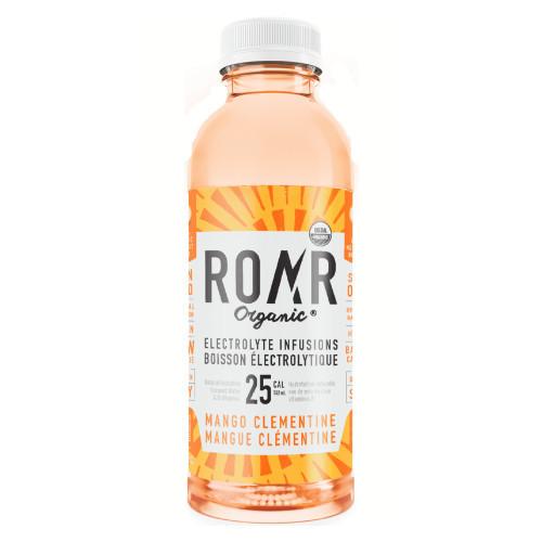 ROAR Organic Mango Clementine Electrolyte Infusions 532 mL