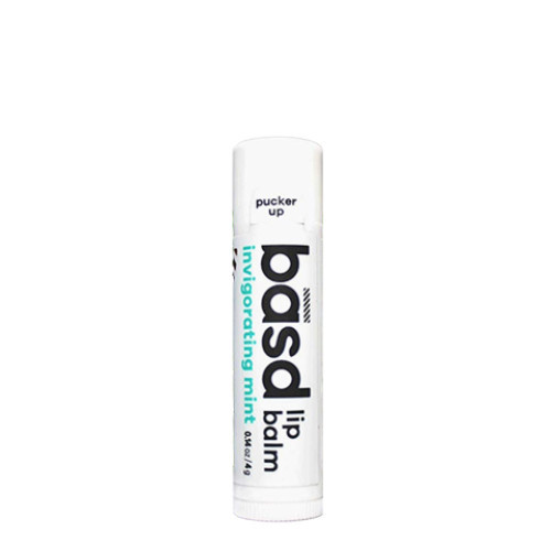 basd Invigorating Mint Lip Balm 4 grams