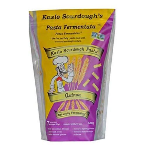 Kaslo Sourdough's Quinoa Rotini Pasta 560 grams Canada fermented no gluten