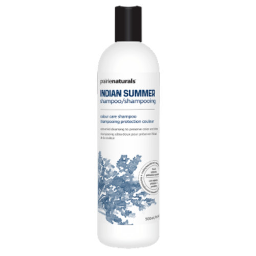 Prairie Naturals Indian Summer Shampoo Preserves Colour Canada