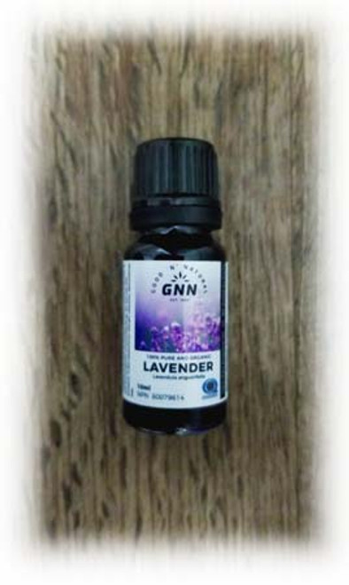 GNN 100% Pure and Organic Lavender Essential Oil 10 ml